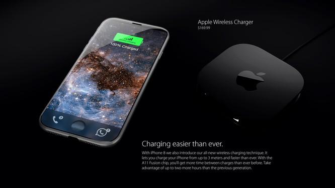 Bộ ảnh dựng tái hiện toàn bộ tính năng rò rỉ của iPhone 8 ảnh 7