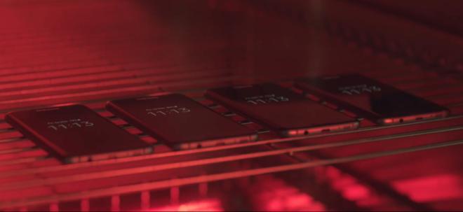Quy trình kiểm tra điện thoại của Samsung ảnh 4