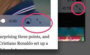 Mẹo mở rộng và thu nhỏ video trên iPad ảnh 1
