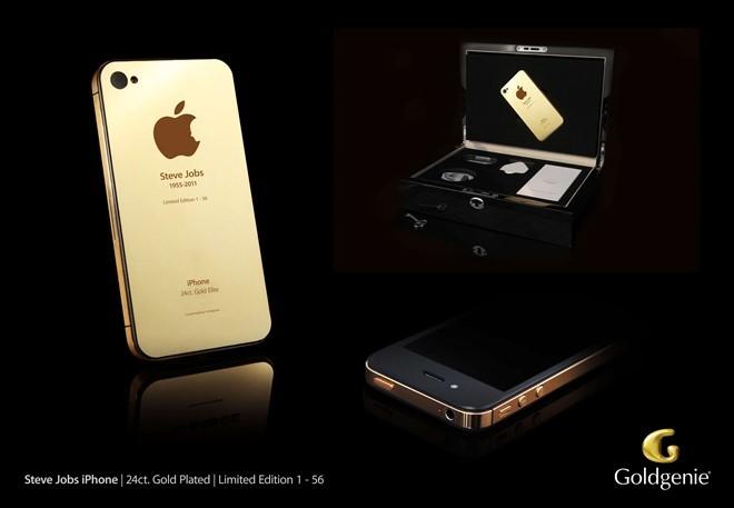 iPhone 4S vỡ kính giá 150.000 USD trên eBay ảnh 1
