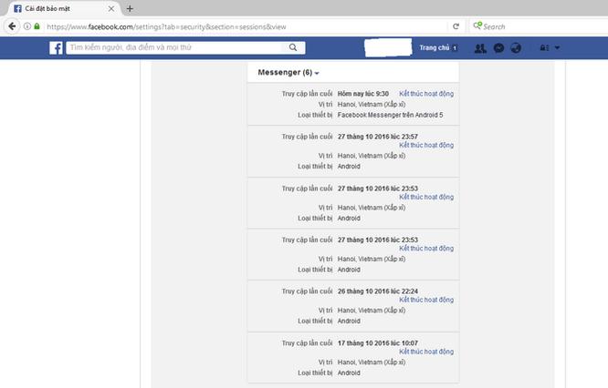 17 tính năng thú vị của Facebook có thể bạn chưa biết ảnh 3