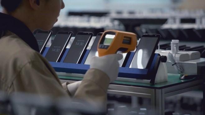Samsung nâng cấp vượt trội quy trình an toàn pin điện thoại ảnh 2