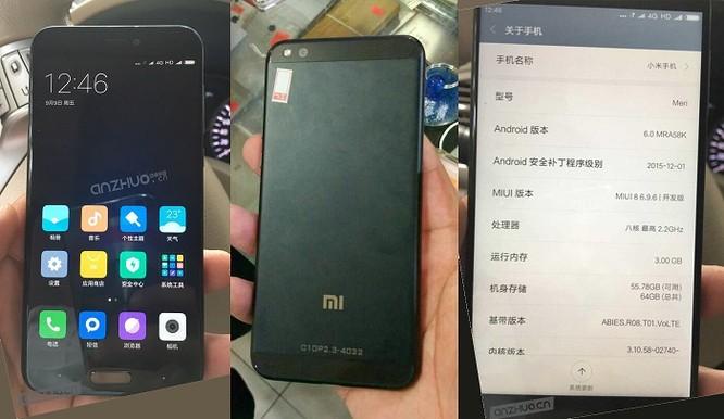 Chip Xiaomi đầu tiên sẽ ra mắt ngày 28/2 ảnh 1