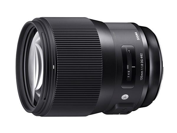 Sigma ra mắt 3 ống kính thuộc dòng Art và 1 ống kính zoom tele ảnh 2