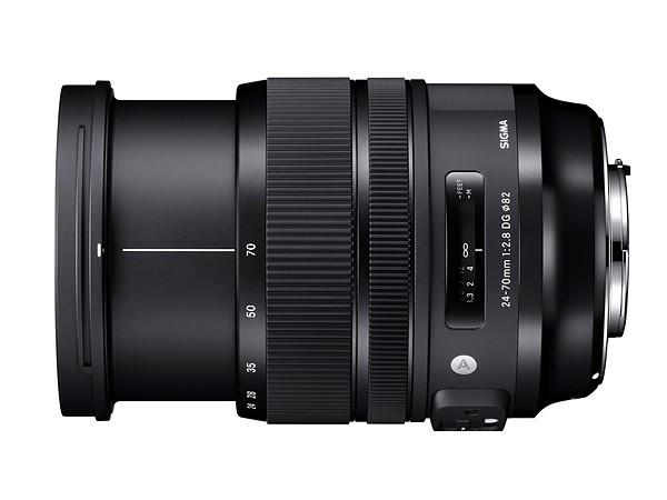 Sigma ra mắt 3 ống kính thuộc dòng Art và 1 ống kính zoom tele ảnh 1