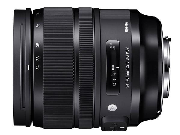 Sigma ra mắt 3 ống kính thuộc dòng Art và 1 ống kính zoom tele ảnh 7