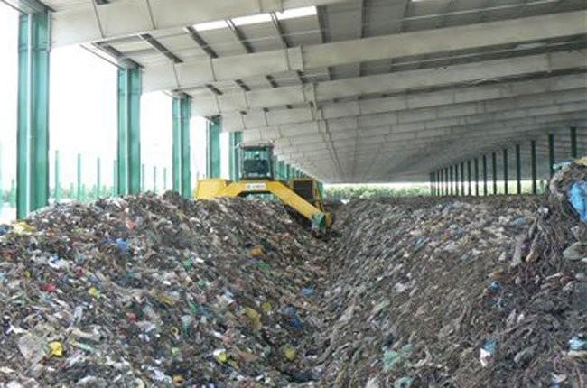 Đơn giá đốt rác tại nhà máy xử lý hiện đại nhất TP.HCM là 20,628 USD mỗi tấn