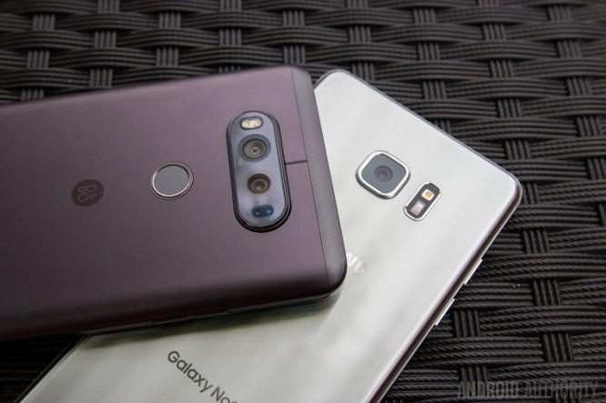 LG xác nhận sẽ cung cấp tấm nền LCD cho TV Samsung ảnh 1