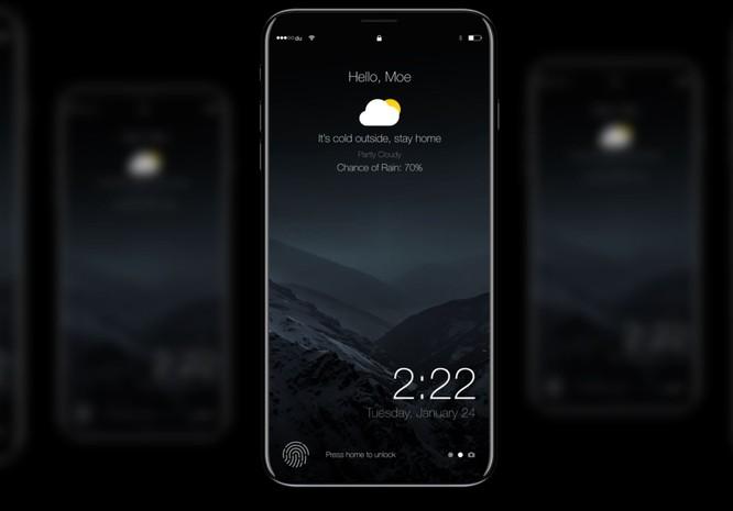 """Camera """"tự sướng"""" của iPhone 8 sẽ mang tính cách mạng? ảnh 2"""