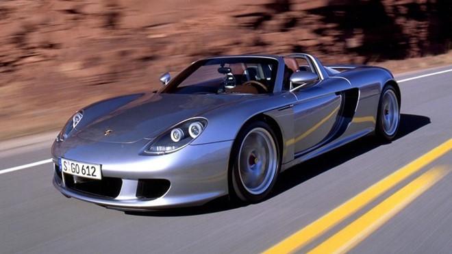 10 siêu xe mui trần tốt nhất thế giới ảnh 1