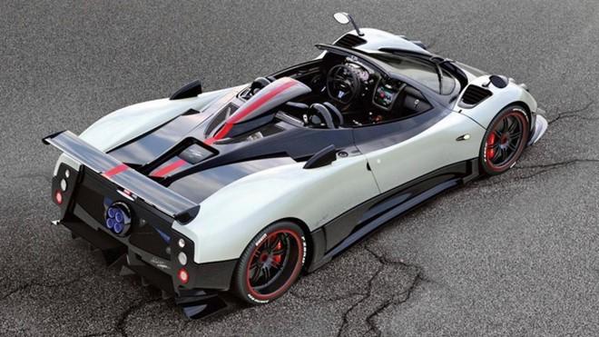 10 siêu xe mui trần tốt nhất thế giới ảnh 7