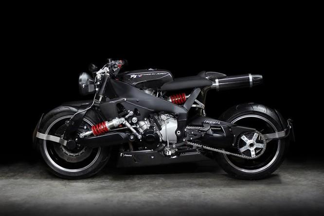 Siêu môtô Yamaha YZF-R1 độ cực dị của Lazareth ảnh 3