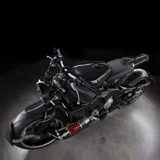 Siêu môtô Yamaha YZF-R1 độ cực dị của Lazareth ảnh 7