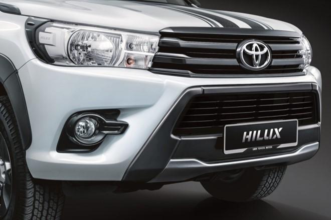 Toyota Hilux thêm bản giới hạn tại Malaysia ảnh 2