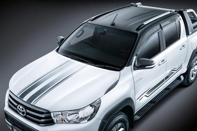Toyota Hilux thêm bản giới hạn tại Malaysia ảnh 1