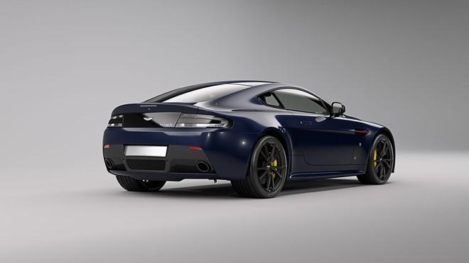 Aston Martin Vantage bản đặc biệt Red Bull Racing Edition ảnh 1