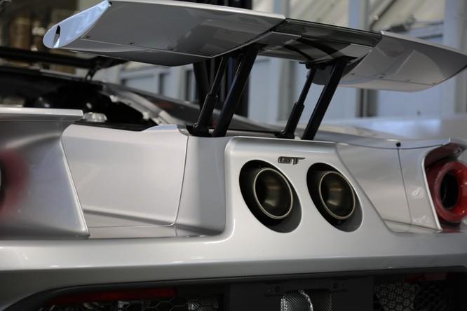 Siêu xe Ford GT 2017 thêm bản đặc biệt ảnh 3