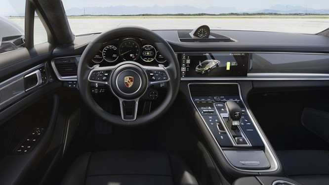 Porsche ra mắt sedan cao cấp mạnh nhất dòng Panamera ảnh 2