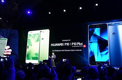 Huawei giới thiệu P10: Đem iPhone 7 Plus vào trong P9 ảnh 1