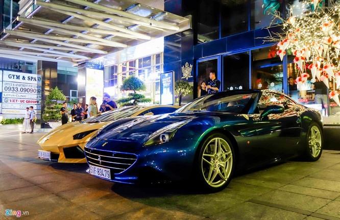 Đại gia Sài Gòn chào đón Gialai Team bằng dàn siêu xe ảnh 7