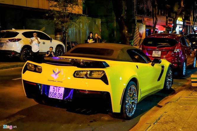 Đại gia Sài Gòn chào đón Gialai Team bằng dàn siêu xe ảnh 6