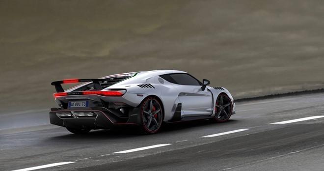 Italdesign chế siêu xe triệu USD giới hạn 5 chiếc ảnh 2