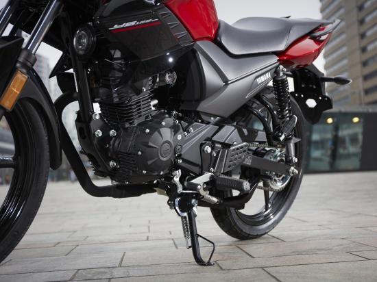Yamaha YS125 2017: Xe côn tay cho người mới bắt đầu ảnh 5