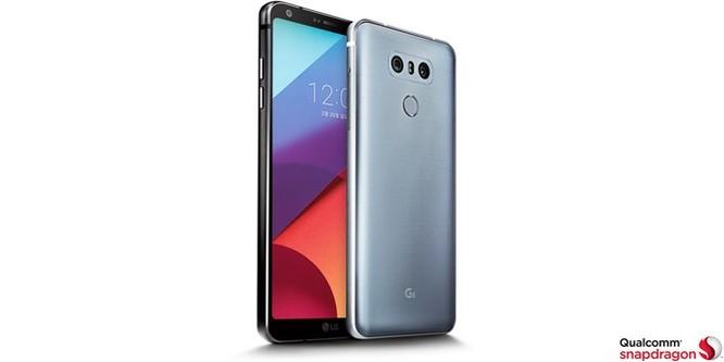 LG G6 chính thức: Tất cả những gì bạn cần biết ảnh 13