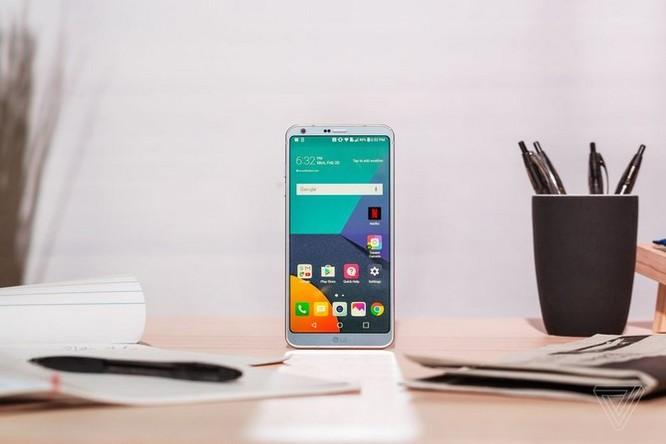 LG G6 chính thức: Tất cả những gì bạn cần biết ảnh 6