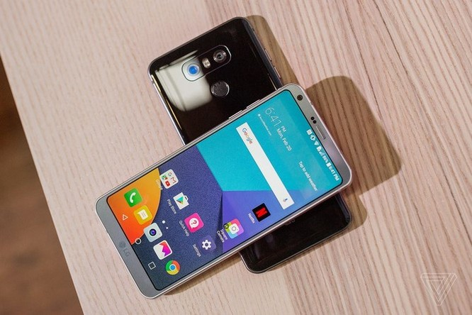 LG G6 chính thức: Tất cả những gì bạn cần biết ảnh 1