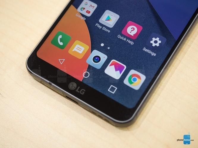 LG G6 chính thức: Tất cả những gì bạn cần biết ảnh 7