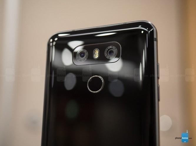 LG G6 chính thức: Tất cả những gì bạn cần biết ảnh 9