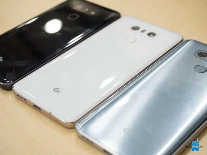 LG G6 chính thức: Tất cả những gì bạn cần biết ảnh 11