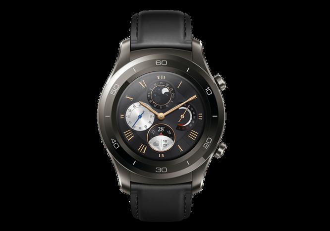 Huawei Watch 2 ra mắt với hai phiên bản, chống nước IP68 ảnh 15