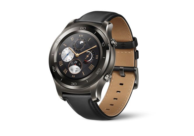 Huawei Watch 2 ra mắt với hai phiên bản, chống nước IP68 ảnh 12