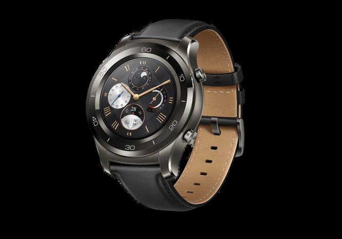 Huawei Watch 2 ra mắt với hai phiên bản, chống nước IP68 ảnh 2