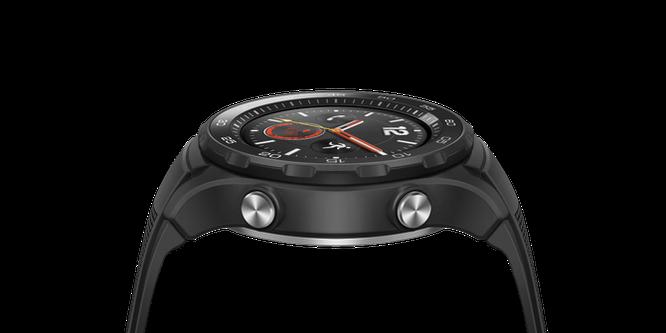 Huawei Watch 2 ra mắt với hai phiên bản, chống nước IP68 ảnh 8