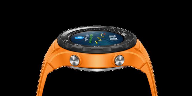 Huawei Watch 2 ra mắt với hai phiên bản, chống nước IP68 ảnh 9