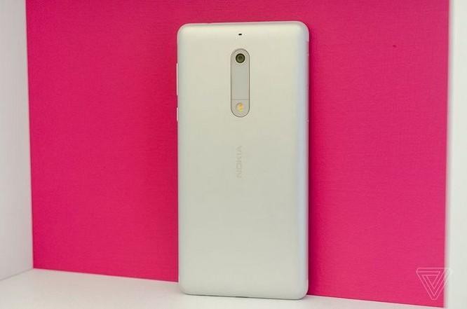 Nokia 5 và Nokia 3 ra mắt: Android giá rẻ chỉ từ 147 USD ảnh 2