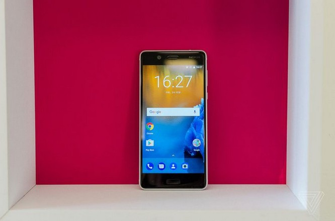 Nokia 5 và Nokia 3 ra mắt: Android giá rẻ chỉ từ 147 USD ảnh 1