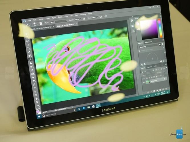 Trải nghiệm sức mạnh của desktop trong thiết bị di động Samsung Galaxy Book ảnh 2