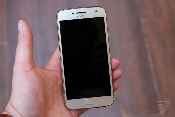 Moto G5 và G5 Plus: Thiết kế kim loại, giá cả phải chăng ảnh 1