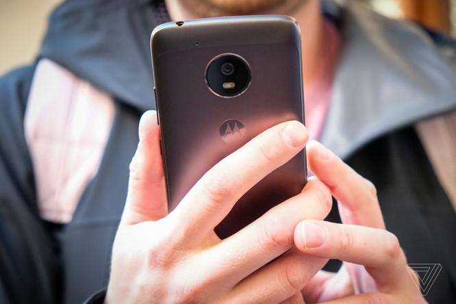 Moto G5 và G5 Plus: Thiết kế kim loại, giá cả phải chăng ảnh 4