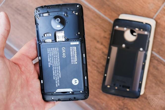 Moto G5 và G5 Plus: Thiết kế kim loại, giá cả phải chăng ảnh 2