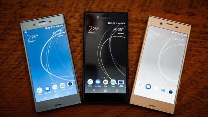 Sony Xperia XZ Premium và XZS ra mắt: smartphone đầu tiên quay slow-motion 960 fps ảnh 6