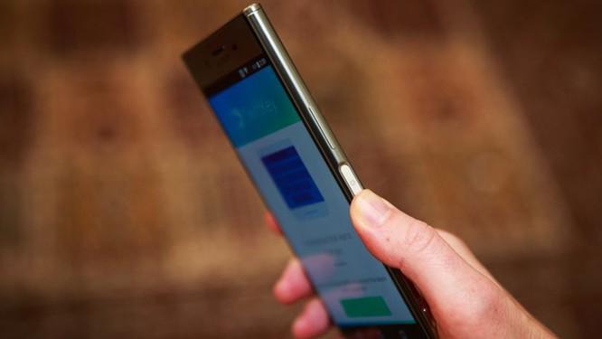 Sony Xperia XZ Premium và XZS ra mắt: smartphone đầu tiên quay slow-motion 960 fps ảnh 11