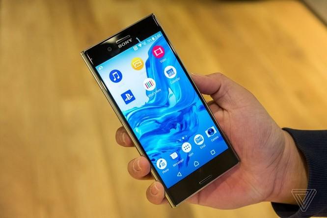 Sony Xperia XZ Premium và XZS ra mắt: smartphone đầu tiên quay slow-motion 960 fps ảnh 2