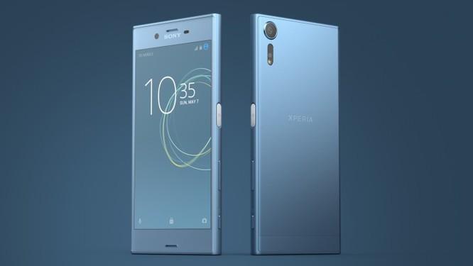 Sony Xperia XZ Premium và XZS ra mắt: smartphone đầu tiên quay slow-motion 960 fps ảnh 3