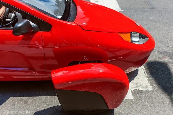 Xe nhỏ giá rẻ chạy 100 km hết 2,8 lít nhiên liệu ảnh 6