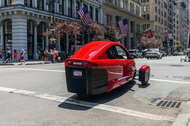 Xe nhỏ giá rẻ chạy 100 km hết 2,8 lít nhiên liệu ảnh 5